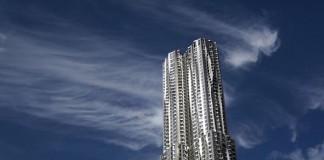 Gehry's Spruce Street Tower - Winner of the Emporis Skyscraper Award 2012