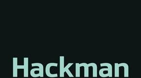 Hackman - Sans Serif Font by Jonathan Hill