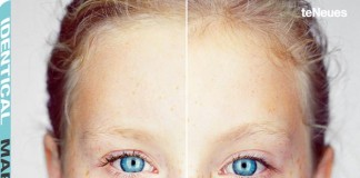 Identical - Portraits of Twins by Photographer Martin Schoeller