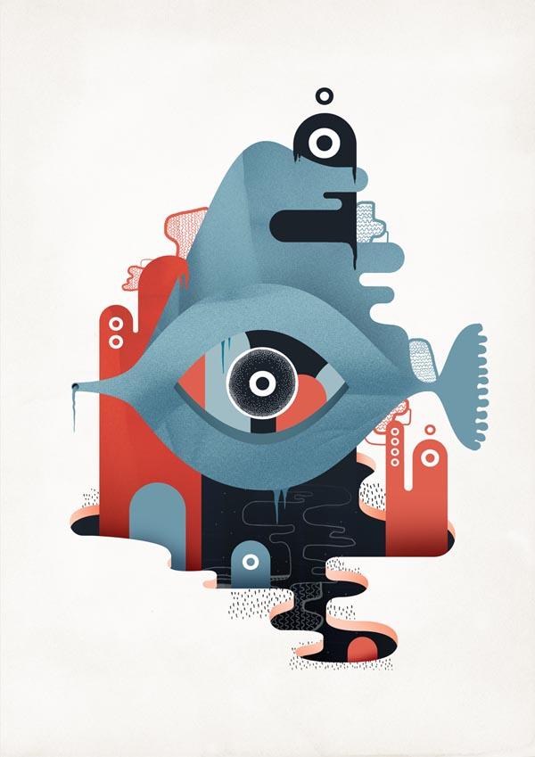 Illustration by Mathieu Clauss