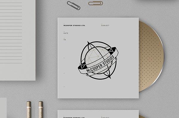 McCooper Studios - Brand Identity by Royal Studio