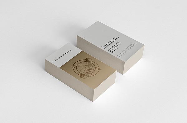 McCooper Studios - Business Card Design by Royal Studio