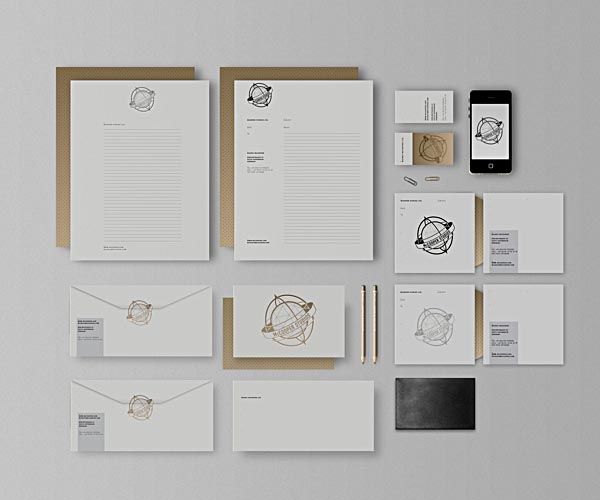 McCooper Studios - Visual Identity Design by Royal Studio