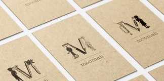 Moomah Business Cards by Apartment One