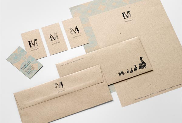 Moomah Stationery by Apartment One
