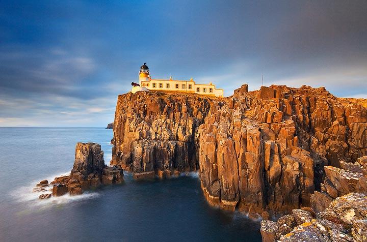 Neist Point, Isle of Skye - Scotland Landscape Photography by Fortunato Gatto