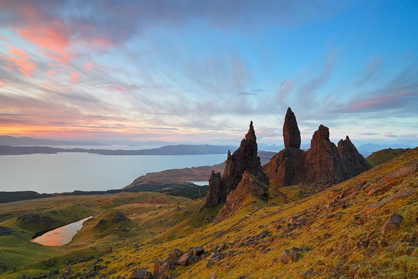 Old Man of Storr, Isle of Skye - Scotland Landscape Photography by Fortunato Gatto