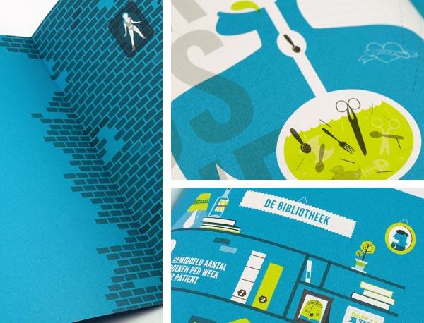 Prison Hospital Book Design by Patswerk