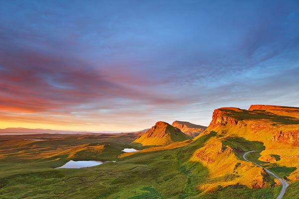 Quiraing, Isle of Skye - Scotland Landscape Photography by Fortunato Gatto