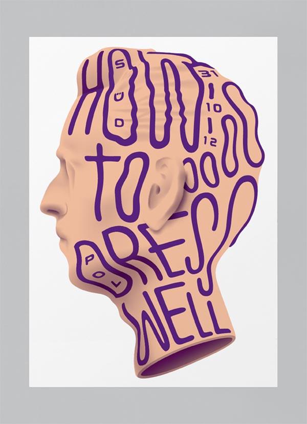 Südpol - Poster Design by Felix Pfäffli