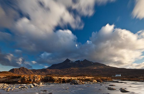 Sligachan, Isle of Skye - Scotland Landscape Photography by Fortunato Gatto