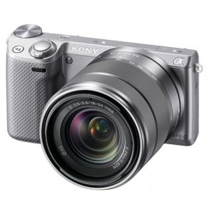 Sony NEX-5R 16.1 MP Compact Interchangeable Lens Digital Camera