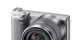 Sony NEX-5R Compact Interchangeable Lens Digital Camera