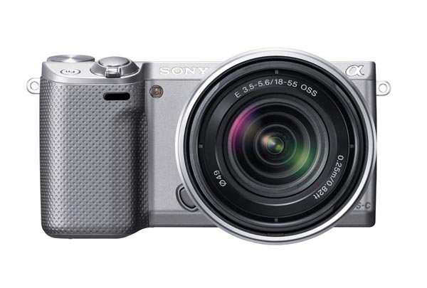 Sony NEX-5R Compact Interchangeable Lens Digital Camera