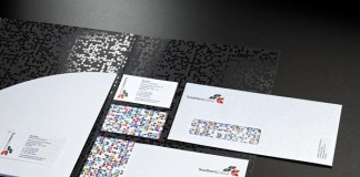 Southern Colour Stationery Design