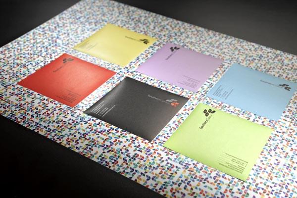 Southern Colour Visual Identity Design