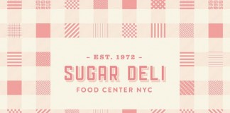 Sugar Deli Food Center - Identity Design by Fred Carriedo