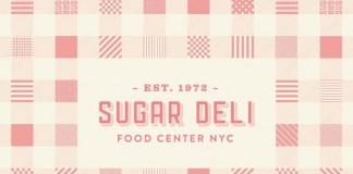 Sugar Deli Food Center - Identity Design by Fred Carriedo
