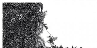 Tendrils Illustration Artwork by JustinDraws