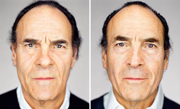 Twins Sal Catalano and Joe Catalano photographed by Martin Schoeller