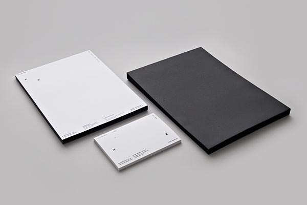 Two Times Elliott - Clean Designed Stationery on GFSmith Paper