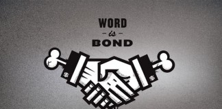 Word is Bond - Rules of Engagement - Personal Illustration by Nick Agin