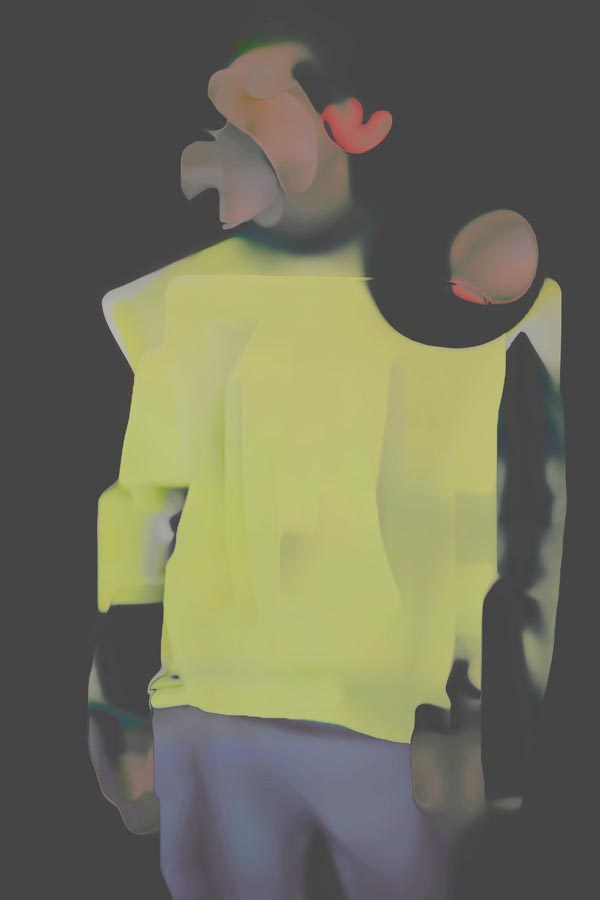 as far as it goes, back - artwork by Jennis Li Cheng Tien
