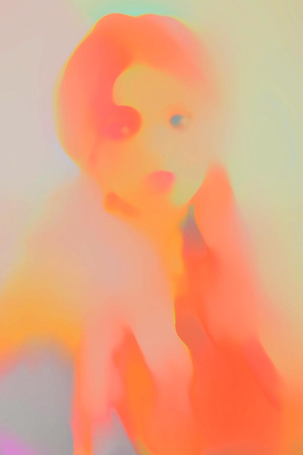 wish to be invisible - artwork by Jennis Li Cheng Tien