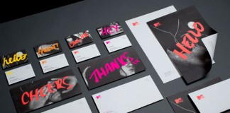 MTV Corporate Stationery Design by Motherbird