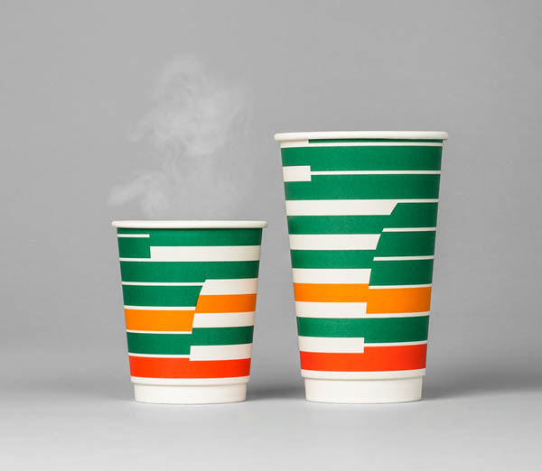 7-Eleven Brand Design by BVD