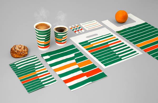 7-Eleven Visual Identity by BVD