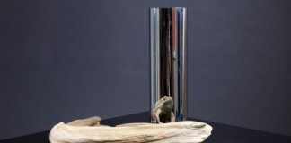 Anamorphic Sculpture Jonty Hurwitz