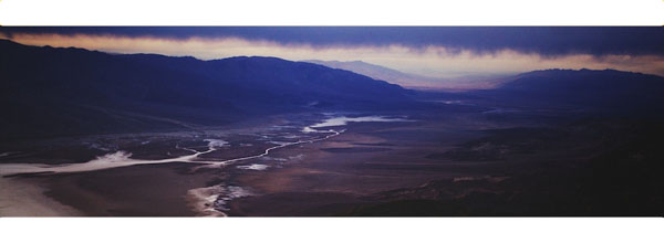 Death Valley Landscape Photography by Taylor Allen
