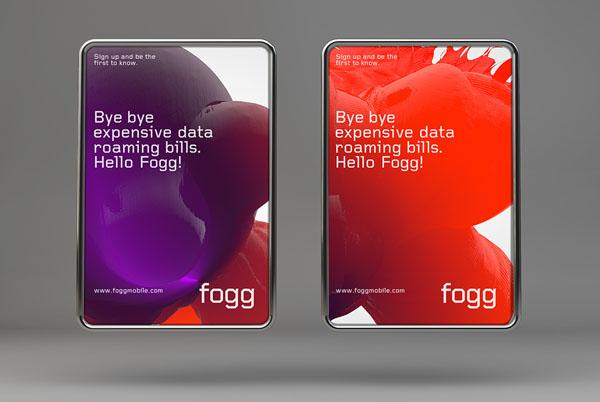 Fogg Brand Identity Design by Kurppa Hosk