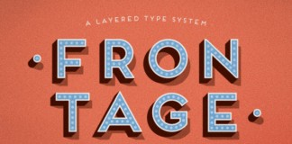 Frontage - a layered type system by Juri Zaech