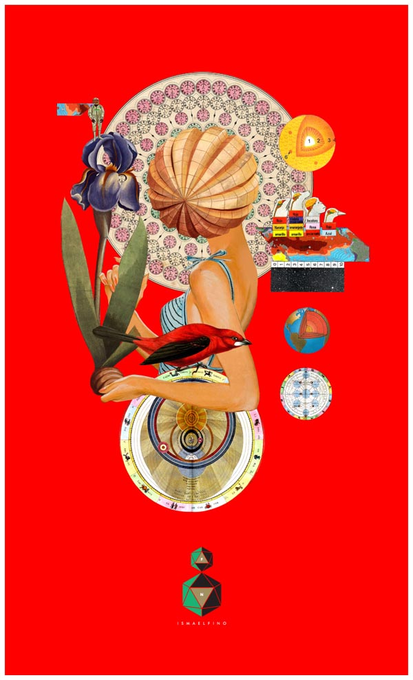 Graphic Collage by Ismael Fino