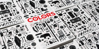 Graphics and Vector Illustrations for Colors Magazine by Felipe Rocha at Fabrica