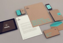 Hnina - Healthy Chocolates - Identity Design by Isabela Rodrigues - Sweety Branding Studio