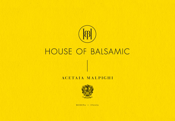House of Balsamic - Identity Design by Face