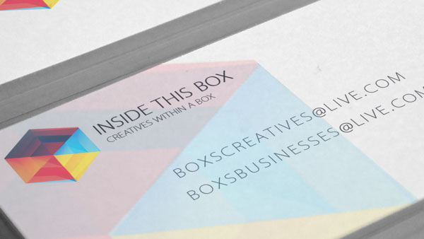 Inside This Box Brand Design by Jorgen Grotdal