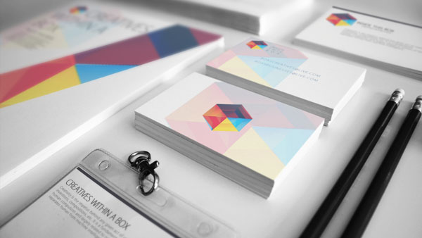 Inside This Box Branding by Jorgen Grotdal