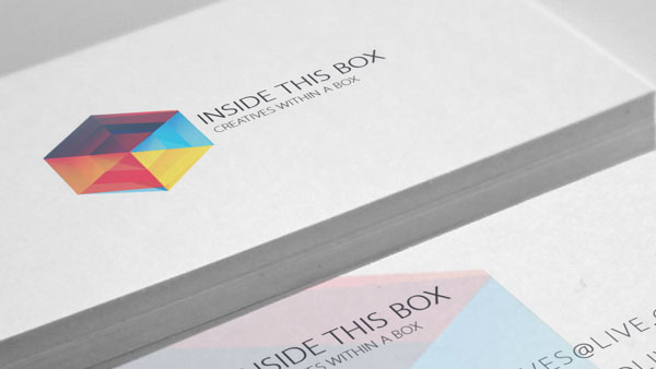 Inside This Box Identity Design by Jorgen Grotdal