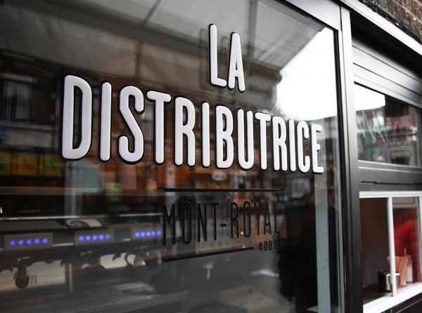 La Distributice - Brand Design