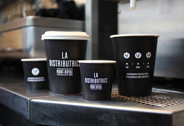 La Distributice - Coffe Mugs Packaging