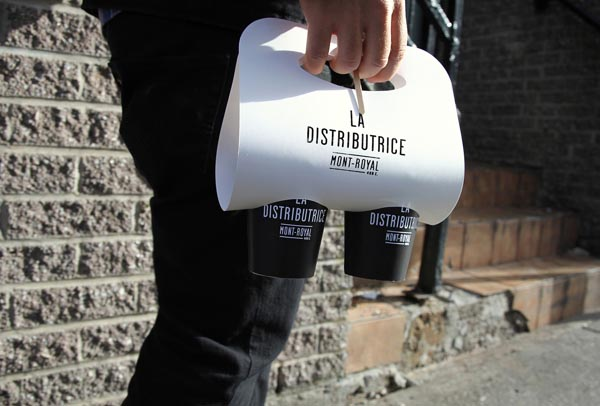 La Distributice - Packaging