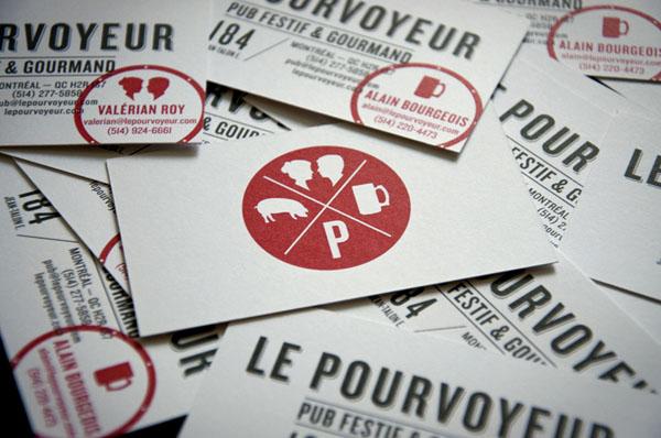 Le Pourvoyeur Identity by Sébastien Bisson