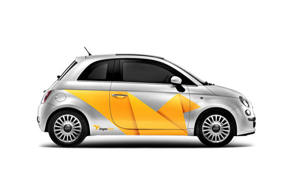 Lingua Viva - Language School Car Design Concept by Necon