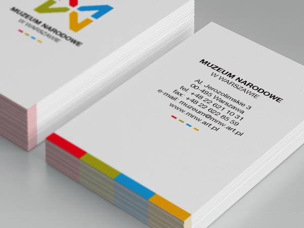 MNW - National Museum in Warsaw - Visual Identity