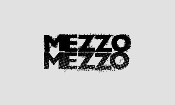 Mezzo Mezzo Logo Design by Hellopanos