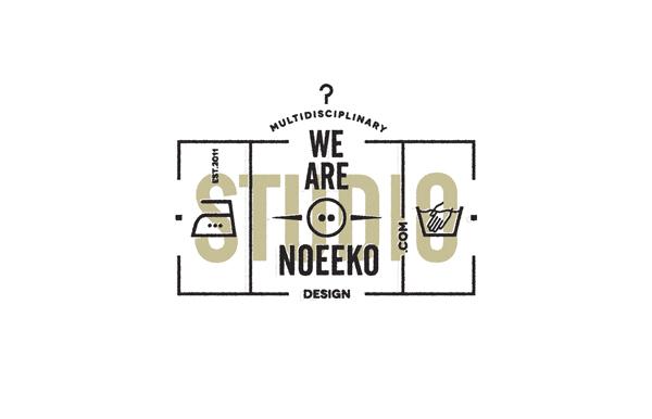Noeeko Logo Design